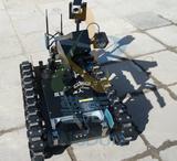 MK6反恐排爆机器人